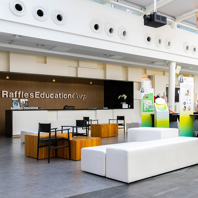 Raffles Education Square Concierge