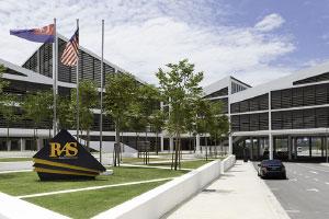 Raffles American School (Iskandar)