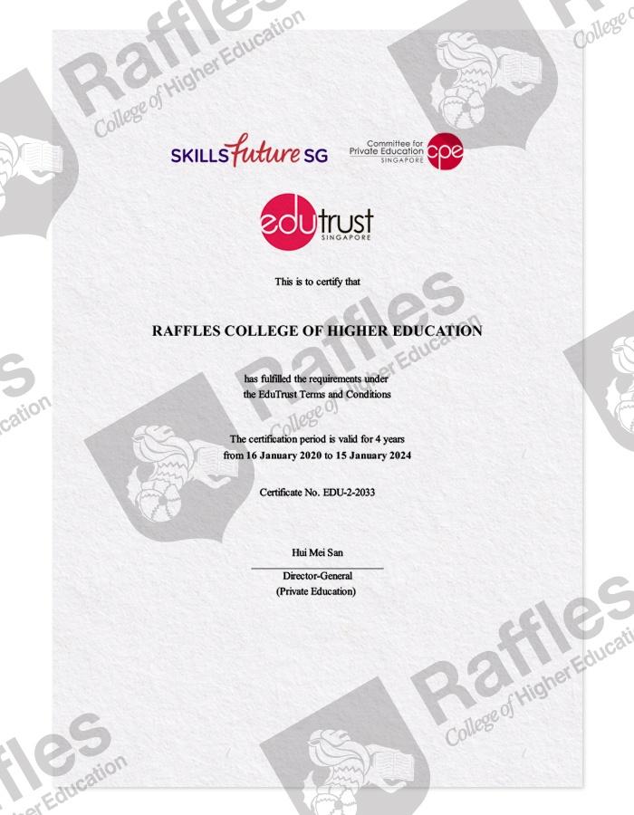 edutruct singapore certification