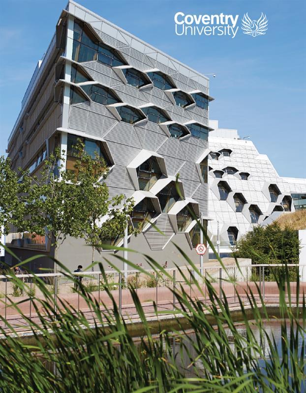 Coventry university façade