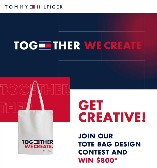 tommy hilfiger contest main poster