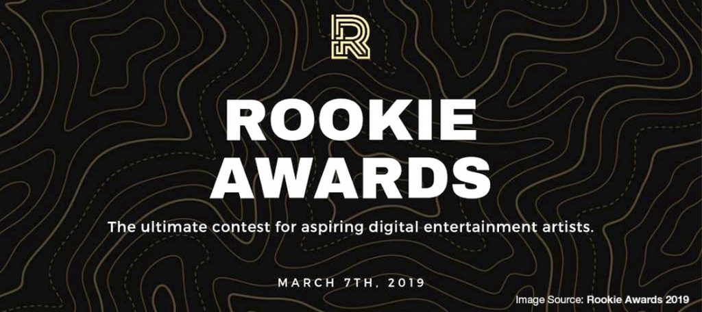 Rookie Awards 2019 Banner