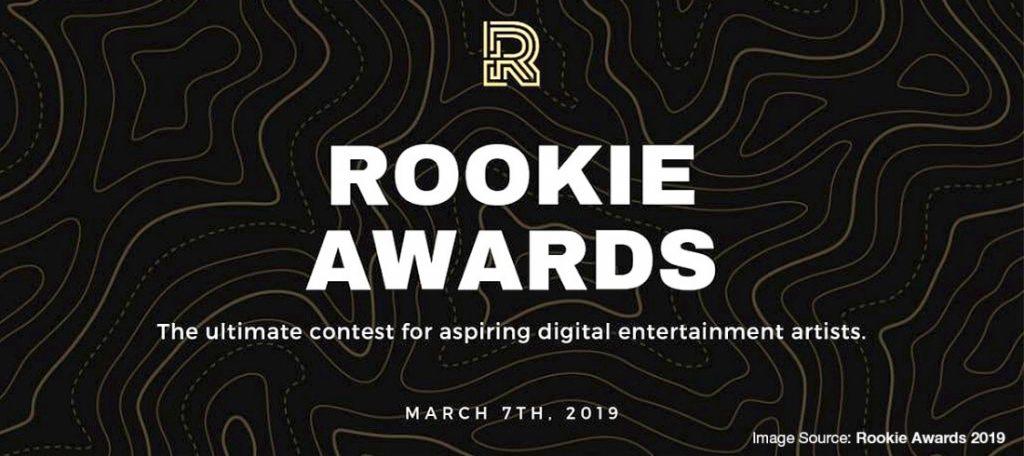 Rookie Awards 2019 Banner