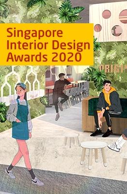 Singapore Interior Design Awards 2020 Feature image
