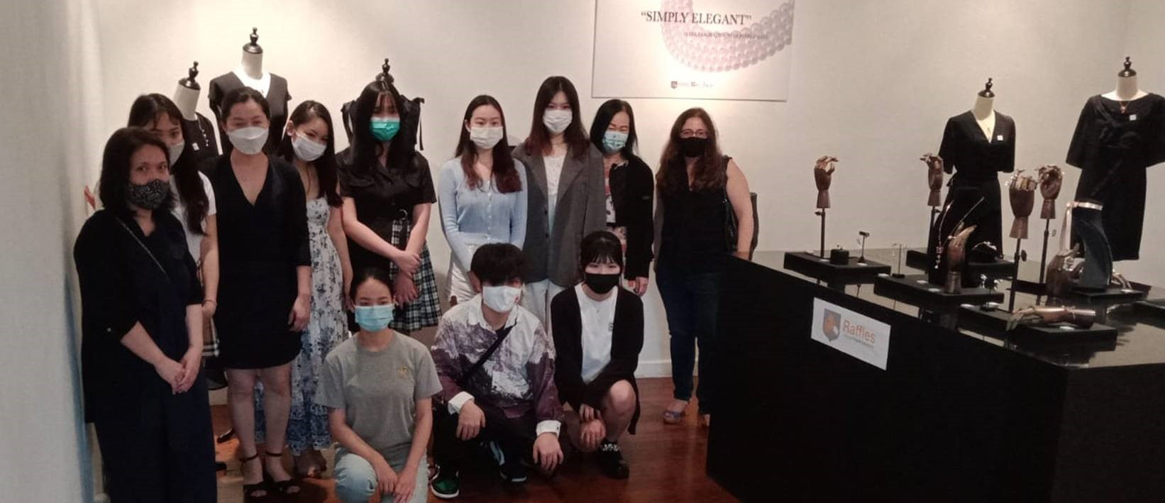 raffles jewellery designers at japan cultural center