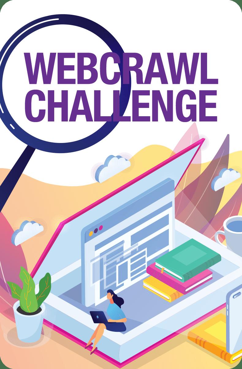 raffles webcrawl challenge 2021