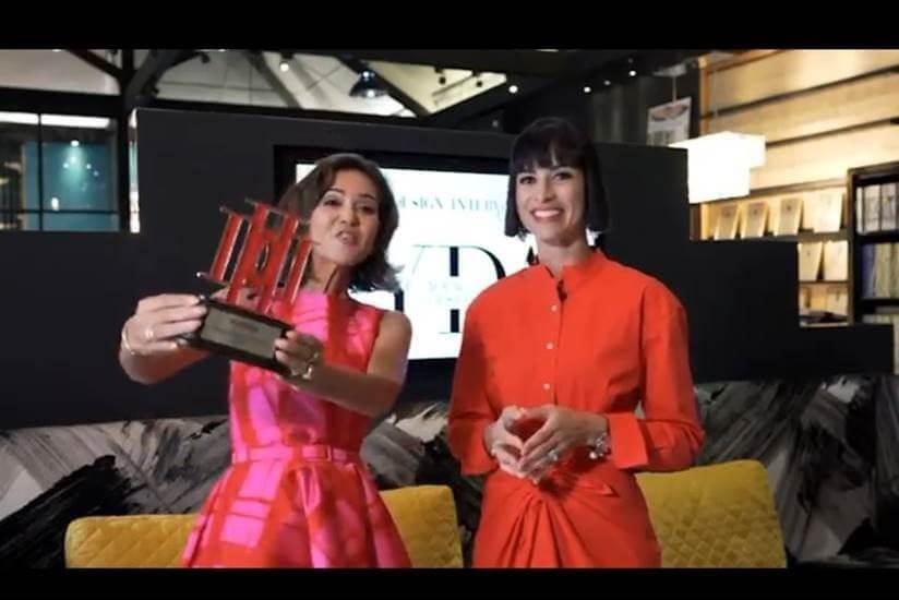 Young Designer Award online presentation