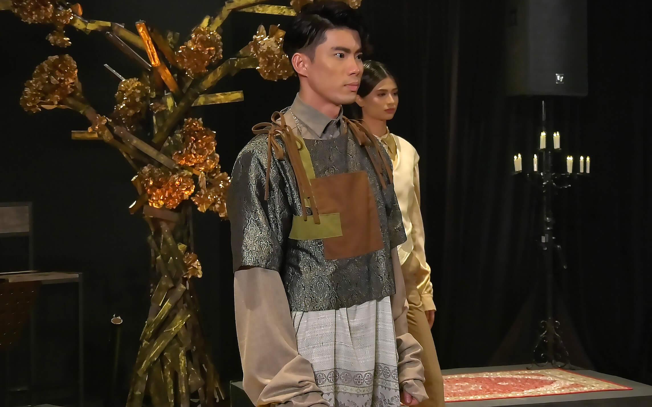 Arab Street URA Raffles Recreating the Textile Culture Collaboration from One Kampung Glam Cahaya Ramadan Live Stream Fashion Show 10