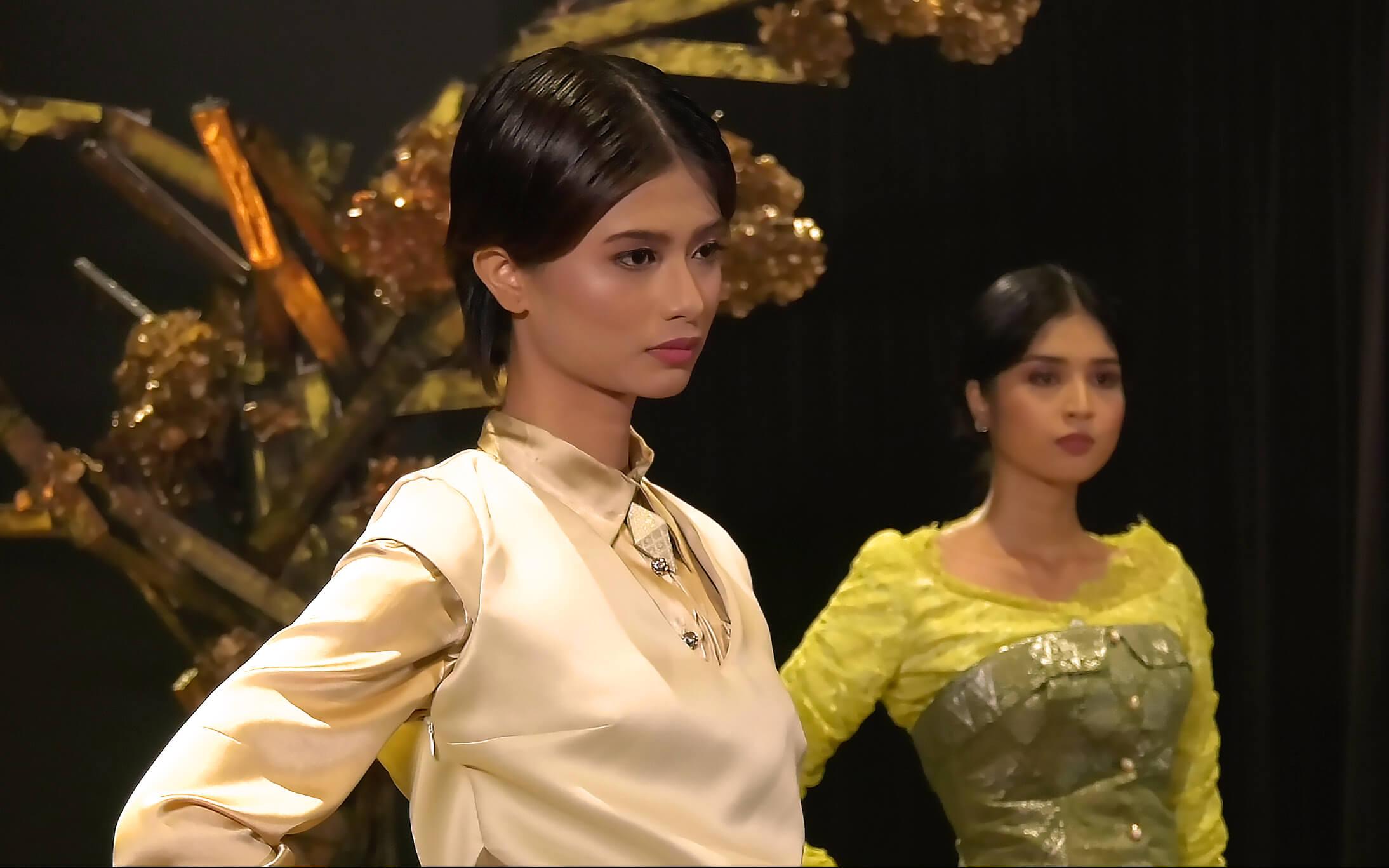Arab Street URA Raffles Recreating the Textile Culture Collaboration from One Kampung Glam Cahaya Ramadan Live Stream Fashion Show 11