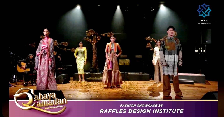 Cahaya Ramadan Live Stream 1 Arab Street URA Raffles Recreating the Textile Culture Collaboration