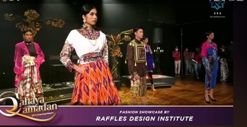 Cahaya Ramadan Live Stream 2Arab Street URA Raffles Recreating the Textile Culture Collaboration