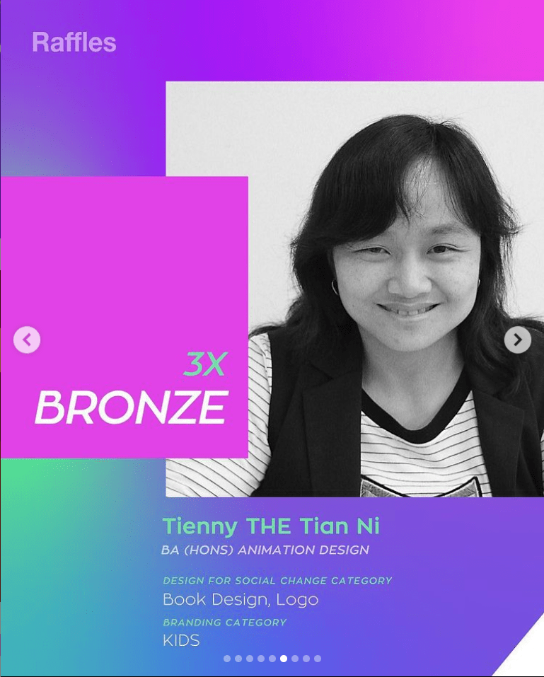 Indigo Design Awards 2021 Tienny The Tian Ni Prize Announcement