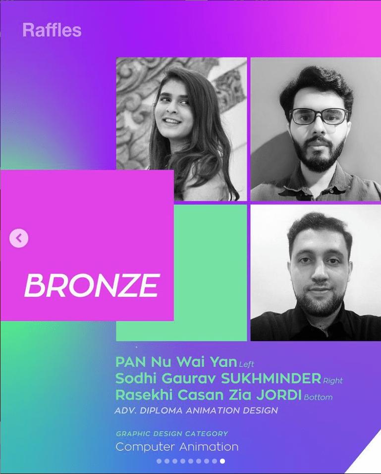 Indigo Design Awards 2021 Pan Nu Wai Yan Sodhi Gaurav Sukhminder Rasekhi Casan Zia Jordi Prize Announcement