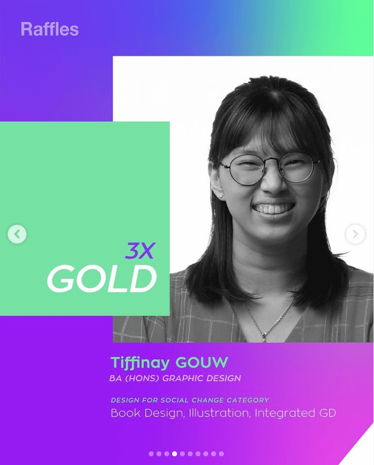 Indigo Design Awards 2021 Tiffinay Gouw Prize Announcement
