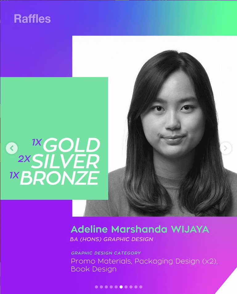 Indigo Design Awards 2021 Adeline Marshanda Wijaya Prize Announcement