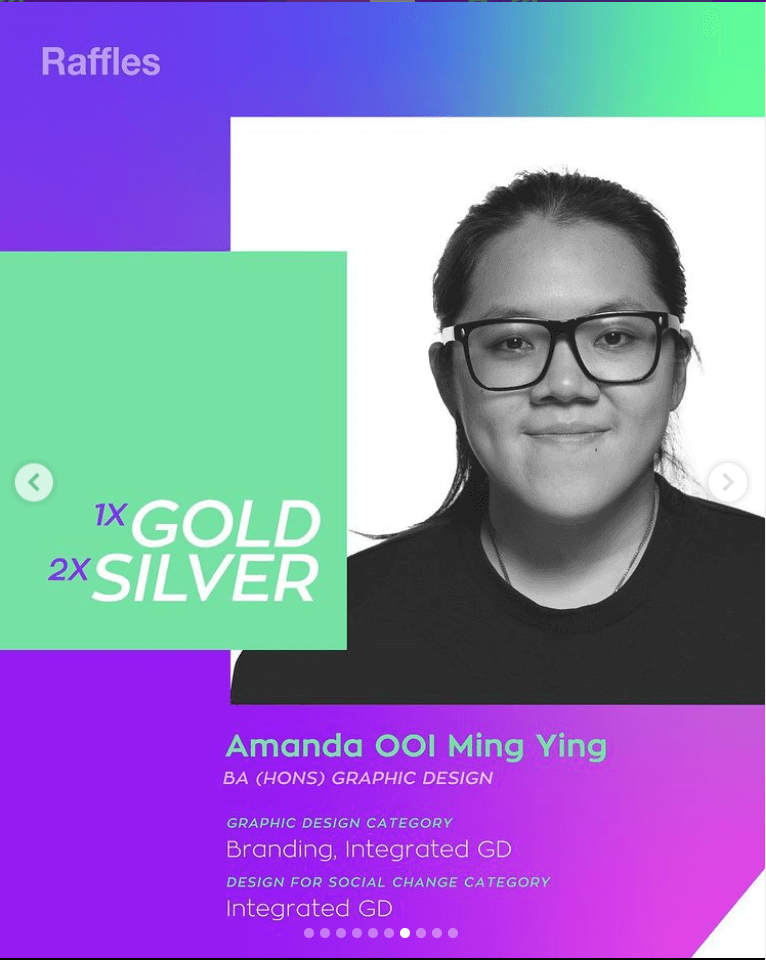 Indigo Design Awards 2021 Amanda Ooi Ming Ying Prize Announcement