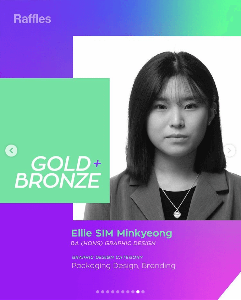 Indigo Design Awards 2021 Ellie Sim Minkyeong Prize Announcement