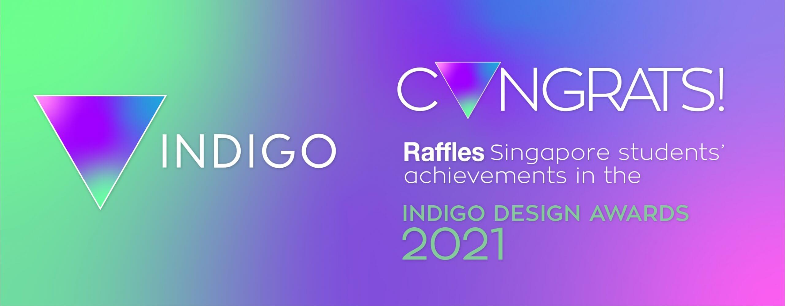 Indigo Design Award Award and collaboration Banner