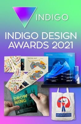 Indigo Design Awards 2021 Page Tab