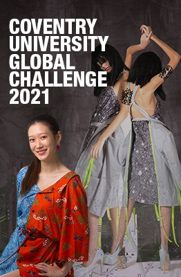 2021 Coventry University Global Challenge 2nd Prize Zhao Xueer Feature Image