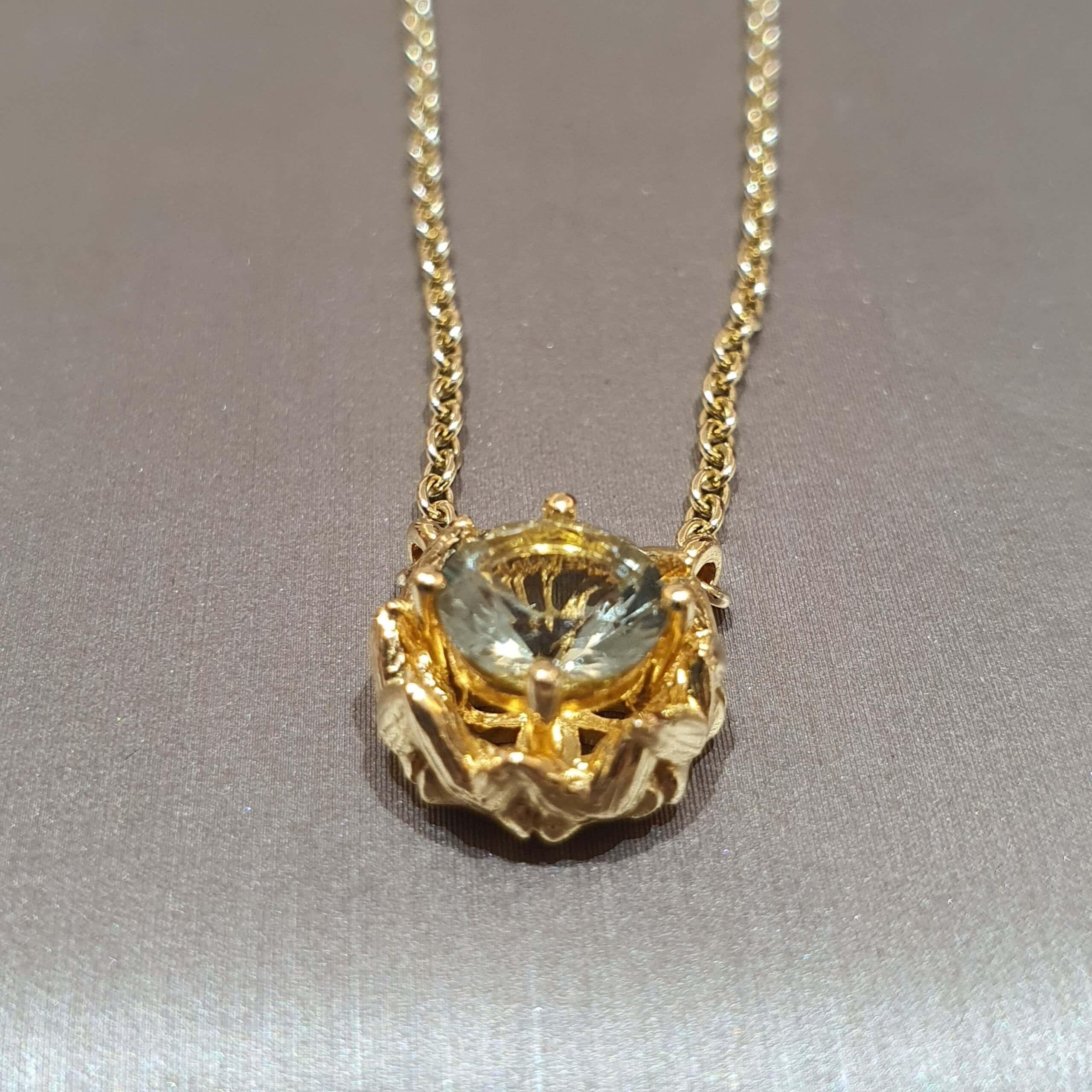 RISIS Mifuyu Fukai Midori Collection Necklace