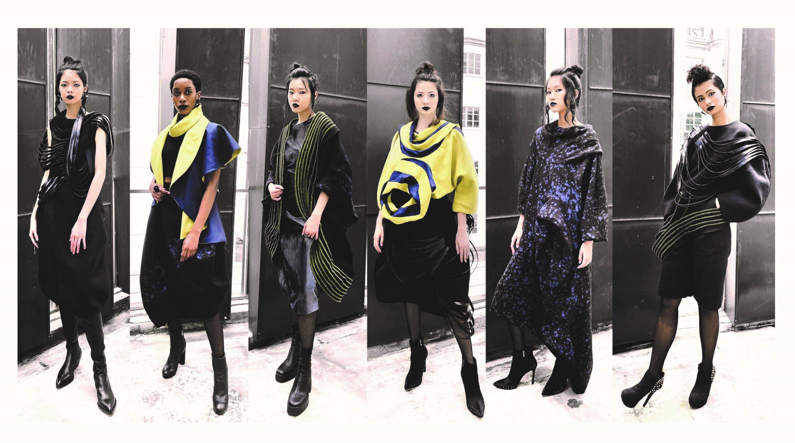 SHOWStudio Class of 2021 Fashion Design International Submission Raffles Fashion Designer Gemma Wu Puishan Collection 1