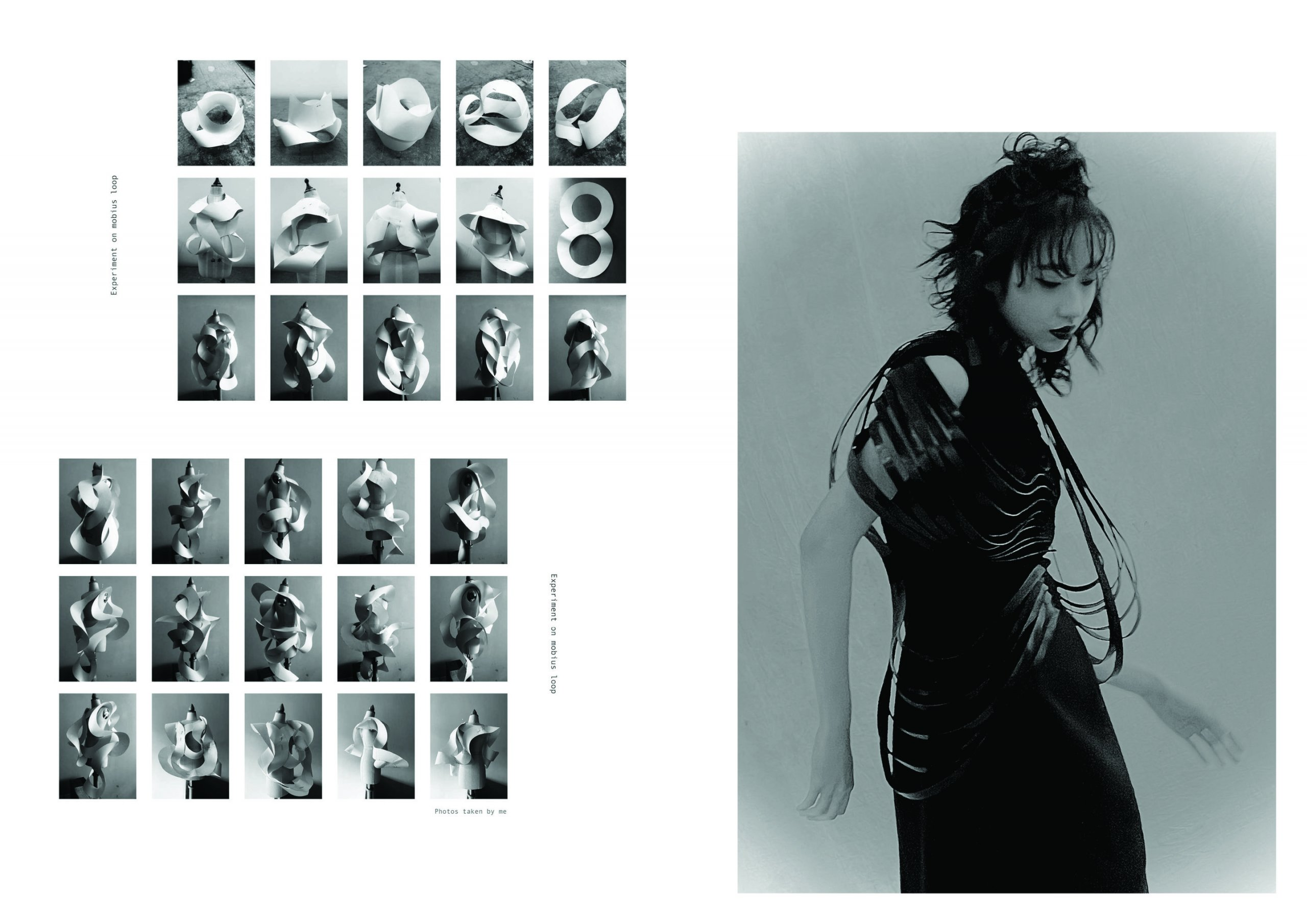 SHOWStudio Class of 2021 Fashion Design International Submission Raffles Fashion Designer Gemma Wu Puishan Collection 2