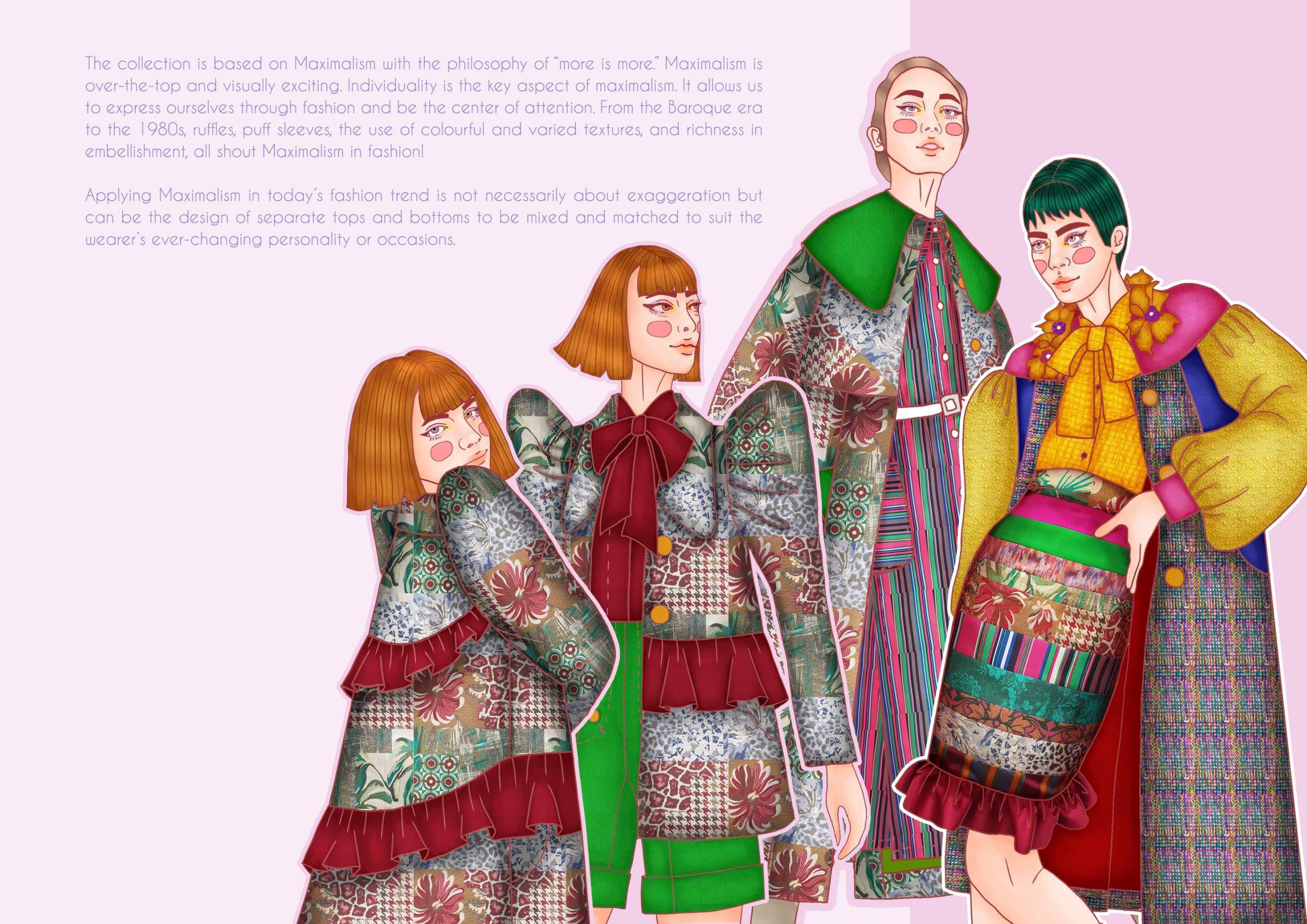 SHOWStudio Class of 2021 Fashion Design International Submission Raffles Fashion Designer Jenny Nguyen Le Huong Giang Moodboard 1