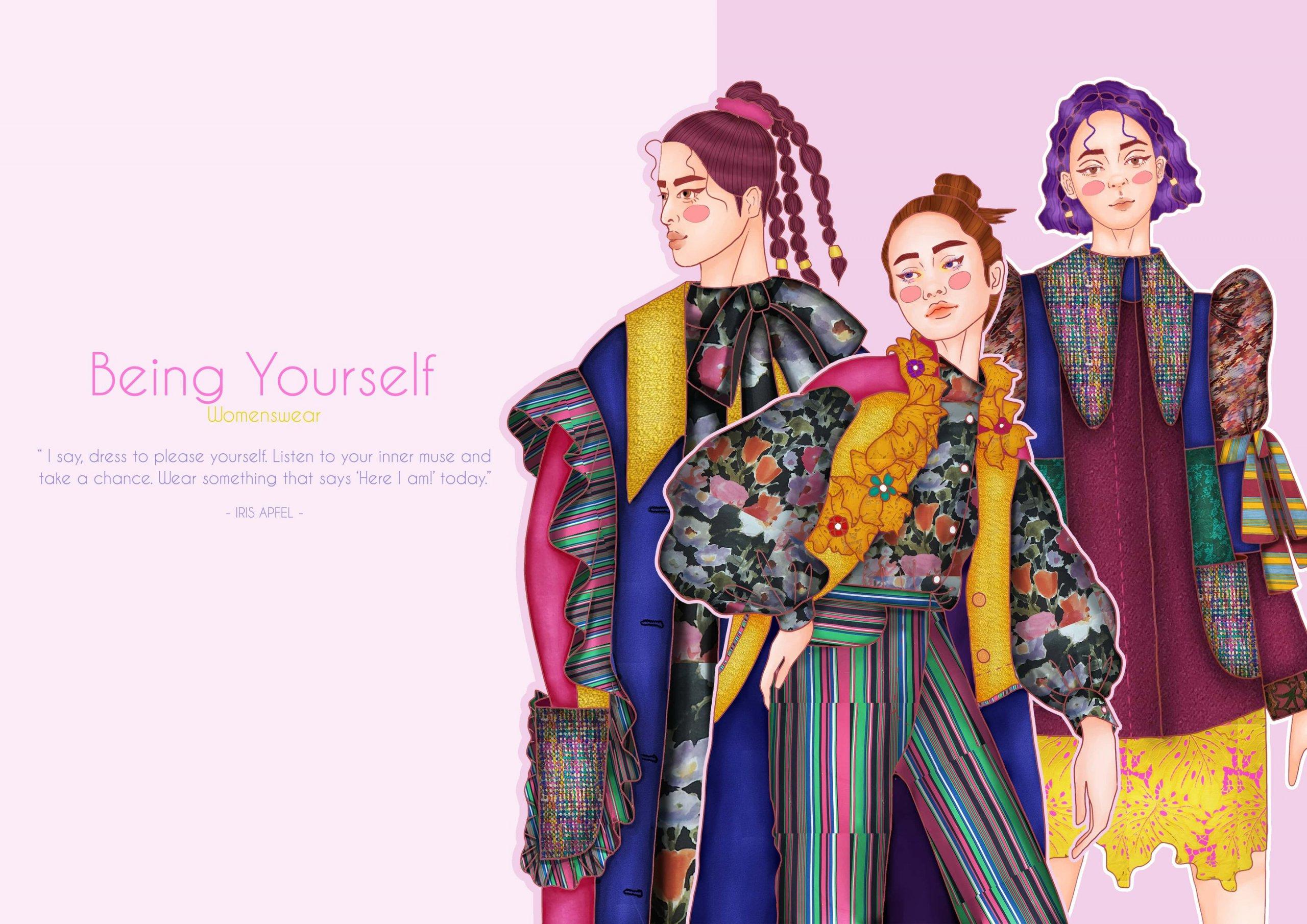 SHOWStudio Class of 2021 Fashion Design International Submission Raffles Fashion Designer Jenny Nguyen Le Huong Giang Moodboard 2