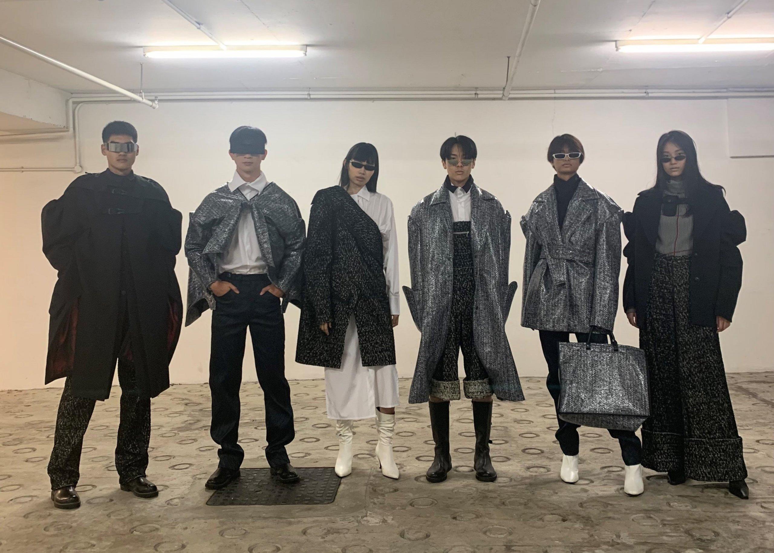 SHOWStudio Class of 2021 Fashion Design International Submission Raffles Fashion Designer Novia Isnaini Collection Combined
