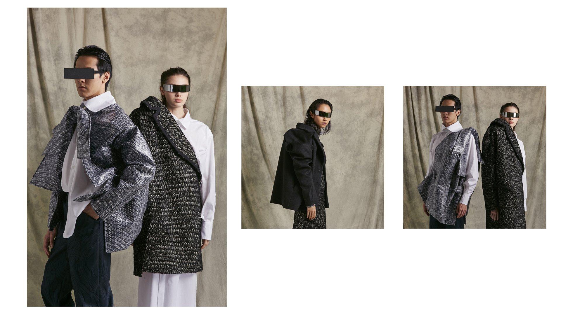 SHOWStudio Class of 2021 Fashion Design International Submission Raffles Fashion Designer Novia Isnaini Collection Menswear
