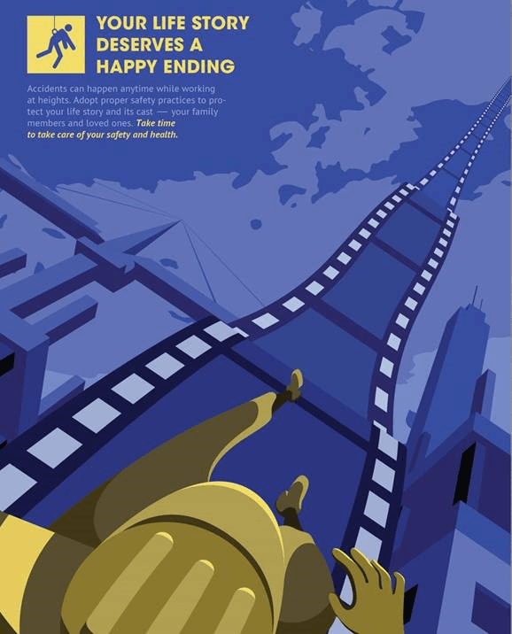 Safety Starts with Me Design Competition WSHCouncil Bronze Truong That Tam Design 2