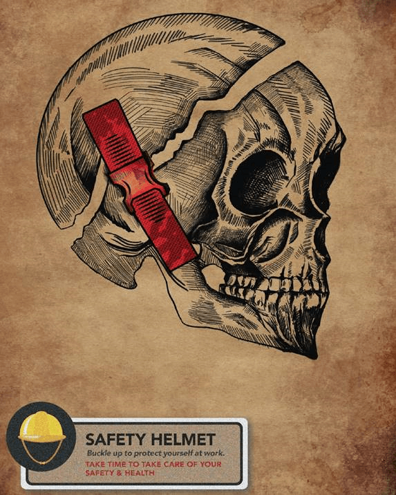 Safety Starts with Me Design Competition WSHCouncil Consolation Wang ShiYuan Design 2